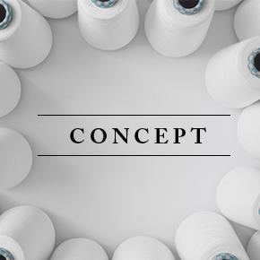CONCEPT|RAWFUDGE「ローファッジ」