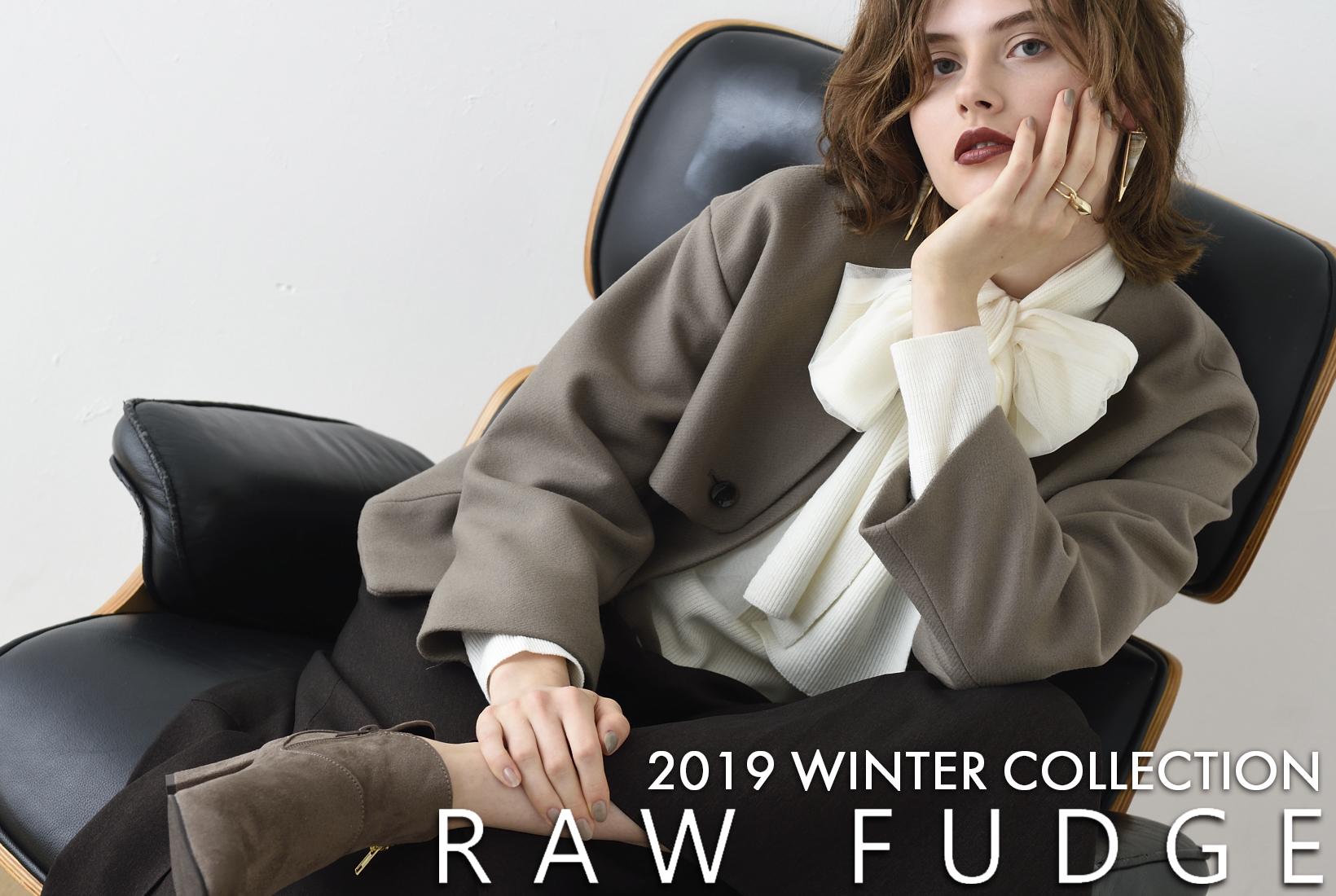 preorder|RAWFUDGE「ローファッジ」オンライン